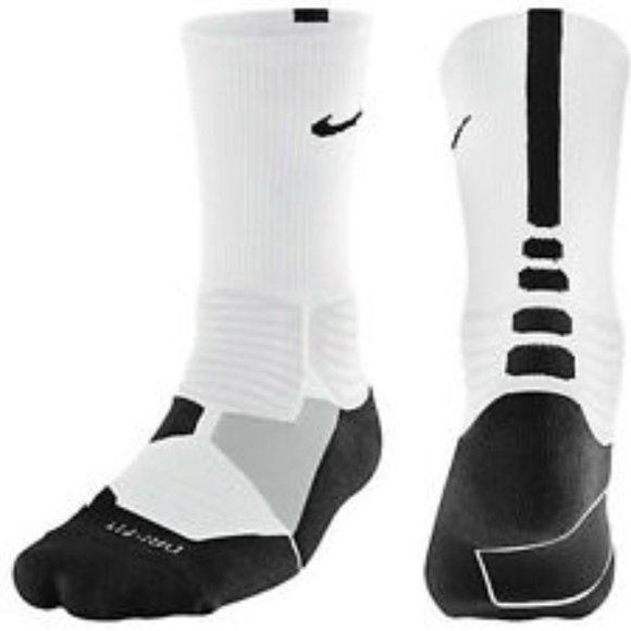 Nike Hyper Elite Cushioned Crew Socks
